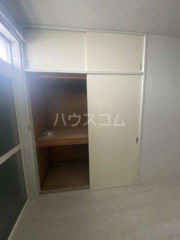 石川ハイツ 203号室の収納