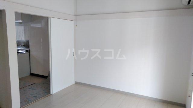 第二城田荘 202号室のベッドルーム