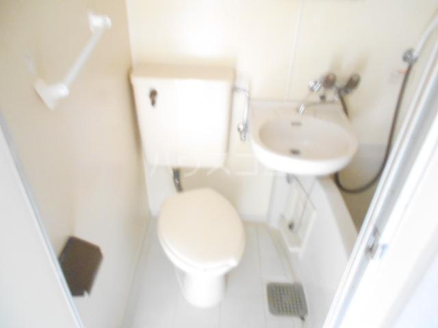 メゾンラフィット 403号室のトイレ