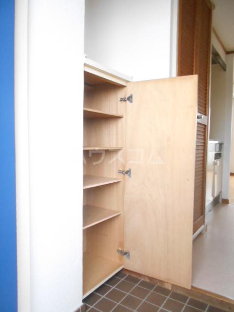 メゾンラフィット 403号室の収納