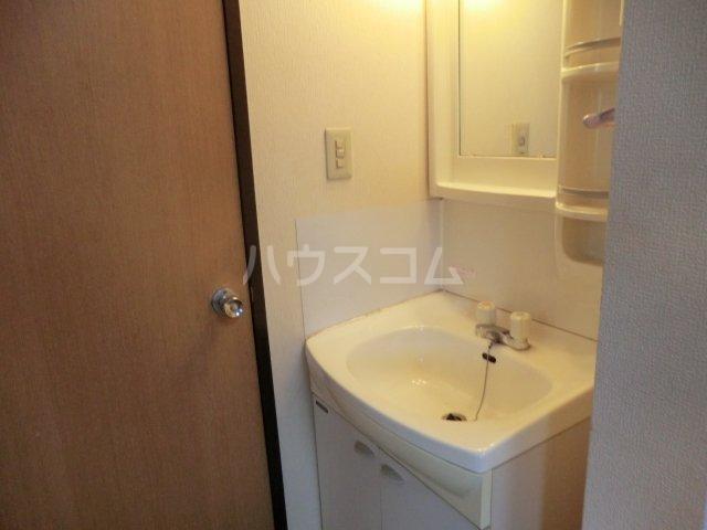 忠生ハイツ 202号室の洗面所