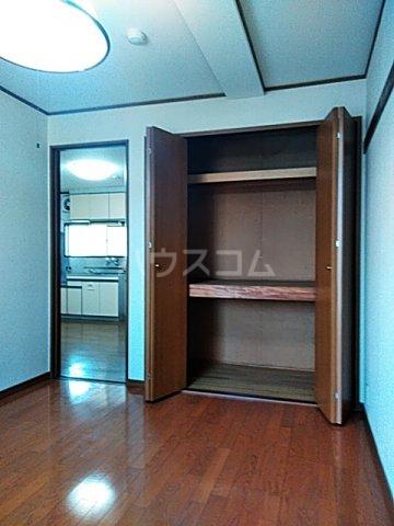 忠生ハイツ 202号室の収納