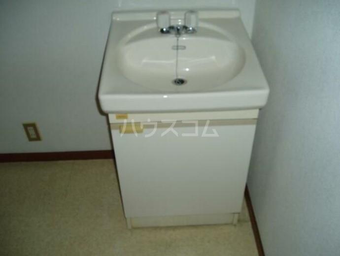 ロゼ・ゴールドハイツ 301号室の洗面所
