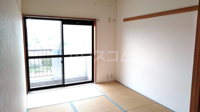 ヒヨシハイツ 303号室の居室