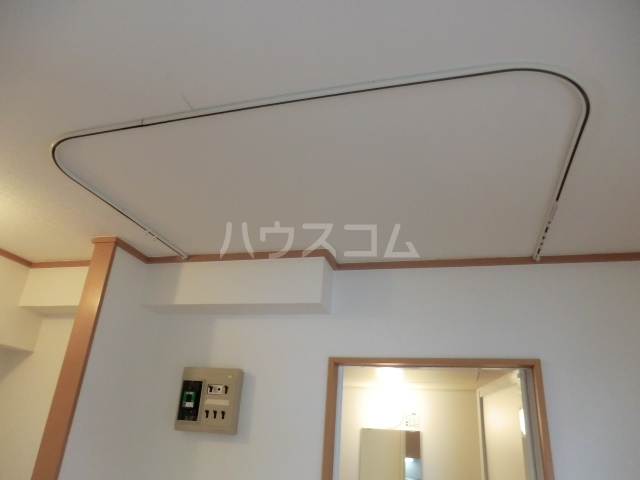 築山コーポ 403号室の設備