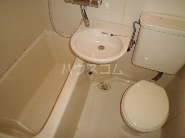 プロバンス 209号室の洗面所