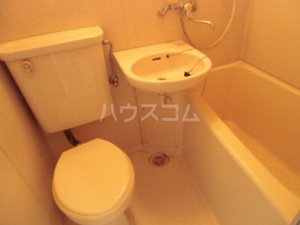 プロバンス 210号室の風呂