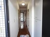 グレイス原宿 202号室の玄関