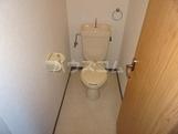 グレイス原宿 202号室のトイレ