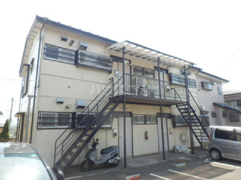 第1富士見荘 102号室の外観