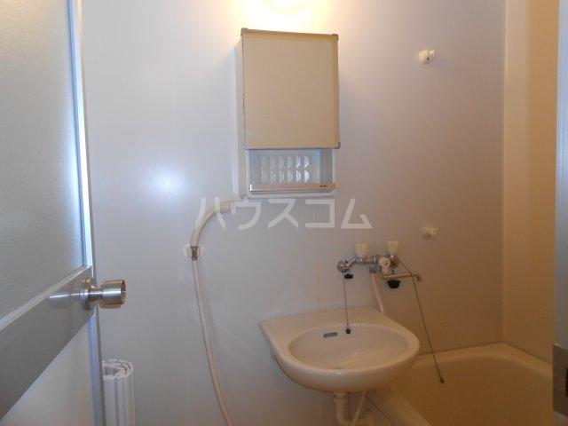 第2富士ヒルズ 203号室の洗面所