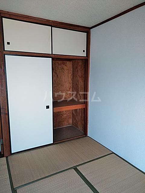 奥山ビル 302号室の収納