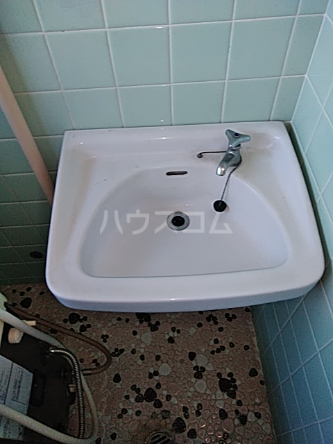奥山ビル 302号室の洗面所