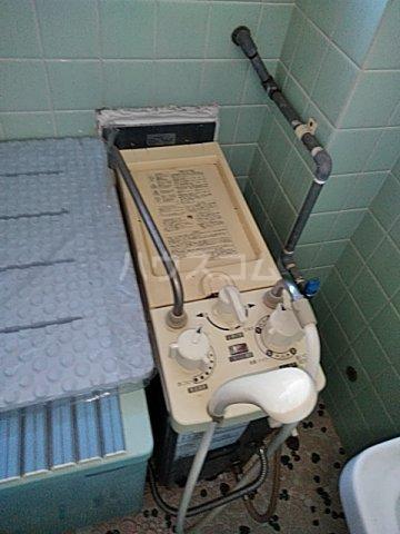 奥山ビル 302号室の風呂
