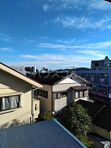 奥山ビル 303号室の景色