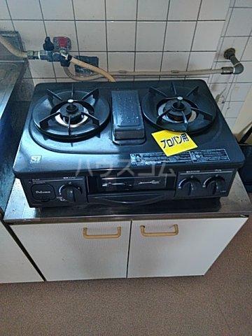 奥山ビル 303号室のキッチン
