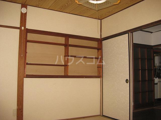 奥山アパート A 102号室のセキュリティ