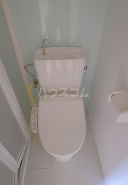 ユナイト根岸トルストイの杜 103号室のトイレ