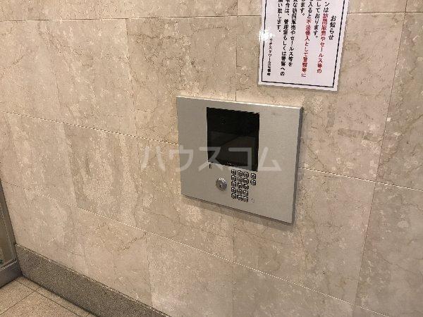 横浜ヘリオスタワー 1805号室のセキュリティ
