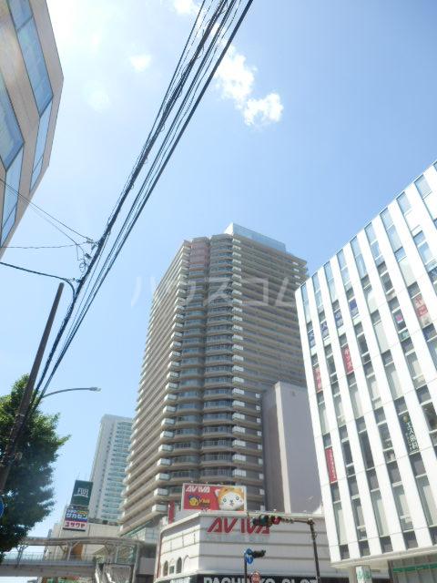 横浜ヘリオスタワー 1805号室の外観