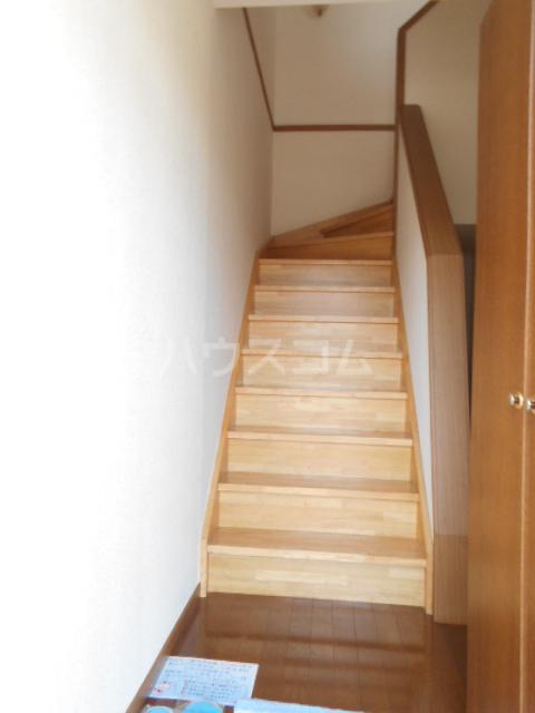 ソレアード二番館 02030号室の玄関
