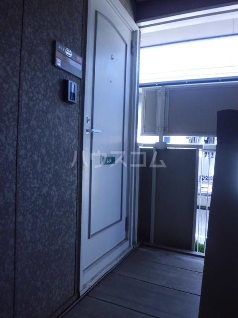 寺ノ上サニーコート8 202号室の駐車場