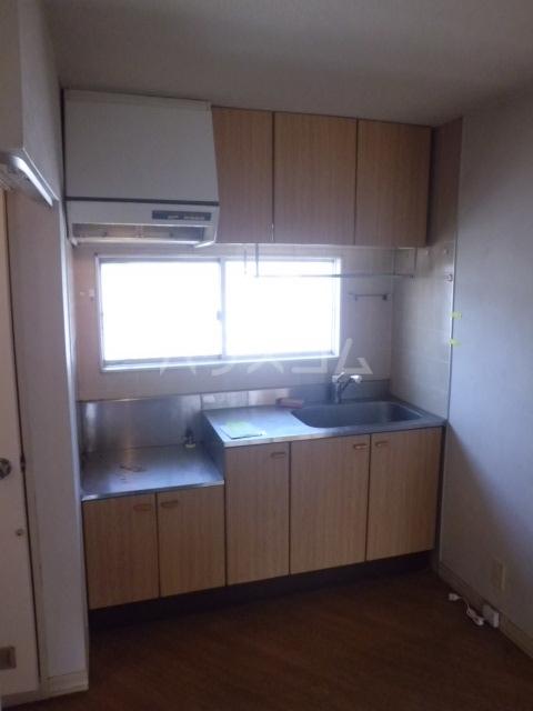 寺ノ上サニーコート8 202号室のキッチン