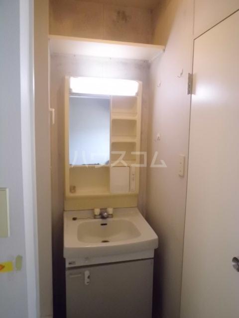 寺ノ上サニーコート8 202号室の洗面所