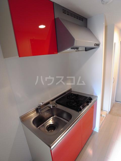 リブリ・パルテール 102号室のキッチン