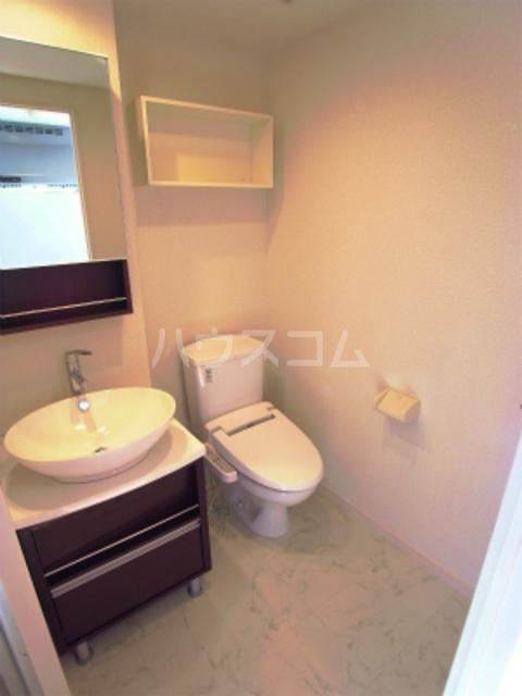 リブリ・パルテール 102号室のトイレ