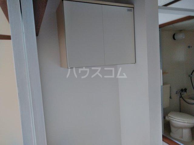 ハイム茜台 203号室の収納