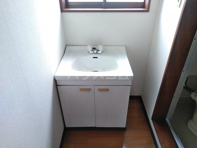 ハイム茜台 203号室の洗面所