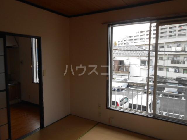 フレグランス飯島B棟 201号室の居室