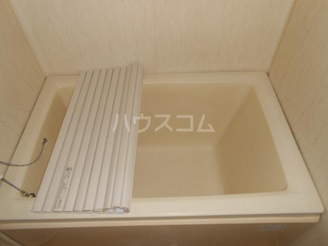 フレグランス飯島B棟 201号室の風呂