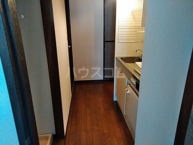 ベイハウス 202号室の居室