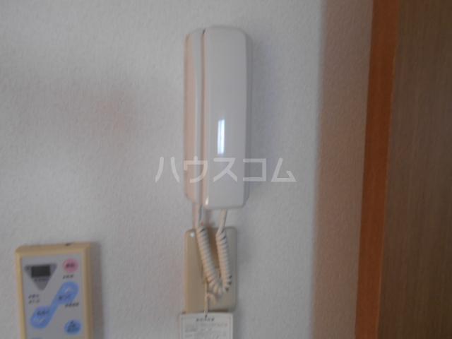 カトルズ中田Ⅱ 102号室のセキュリティ