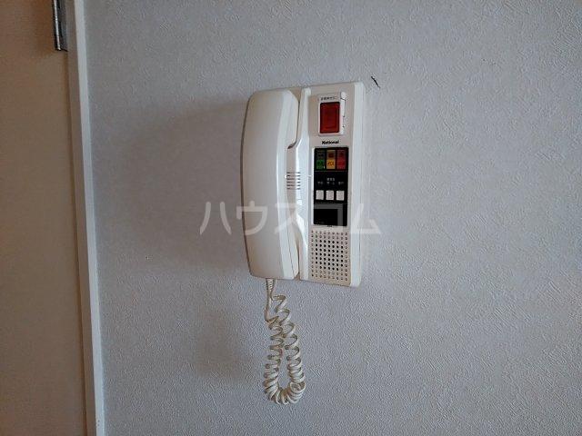ヴィラ新磯野 201号室のセキュリティ