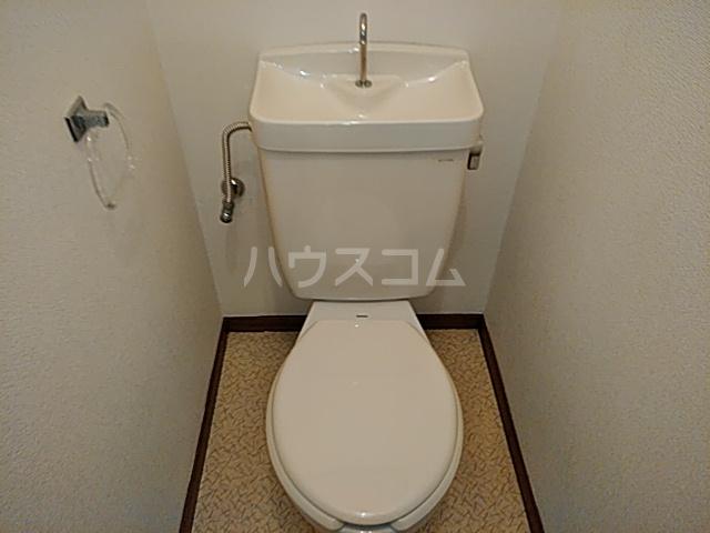 桜ヶ丘アイランド 104号室のトイレ
