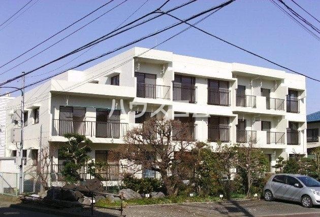 マンション築山(第2) 201号室の外観