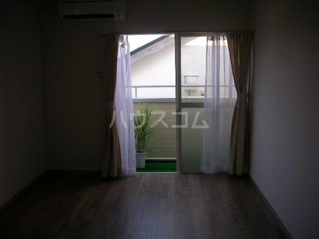 レディエンス 205号室の居室