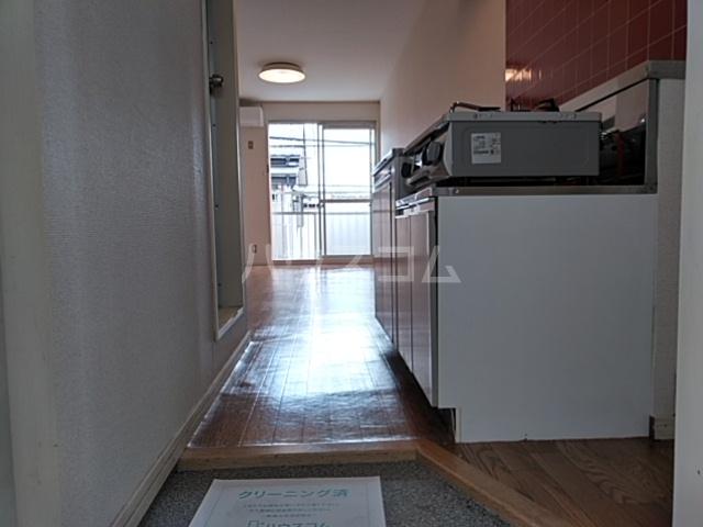 タウニィ相模台 205号室の玄関