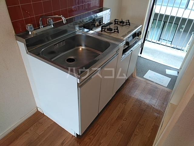 タウニィ相模台 205号室のキッチン