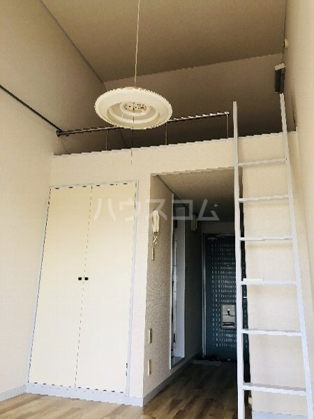 PALACE弘明寺Ⅰ 203号室の居室