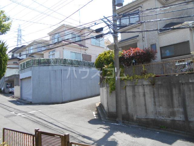 昭和記念荘 102号室の景色