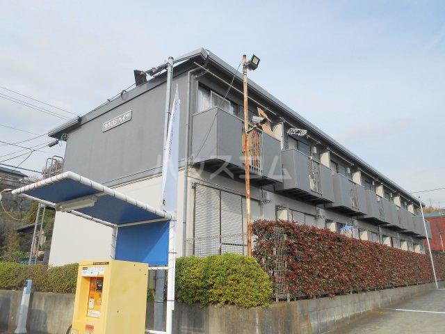 カネヨシハイツ 1-D号室の外観