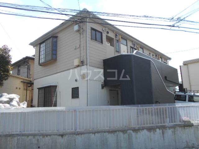 アビタシオン池田 201号室の外観