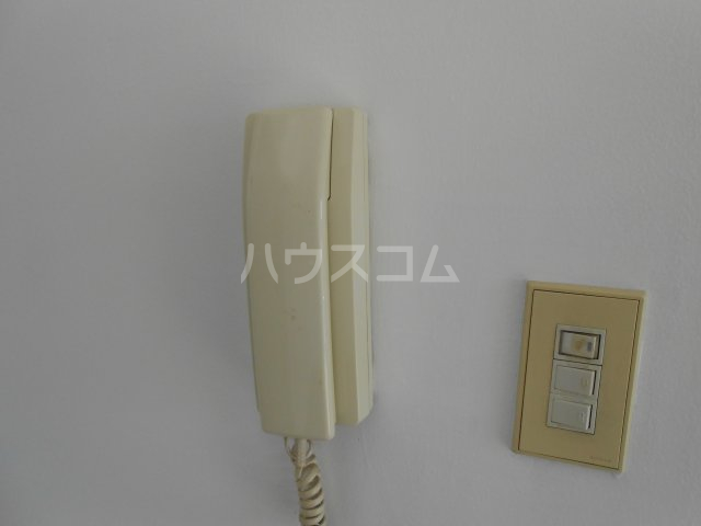 RX戸塚 405号室のセキュリティ