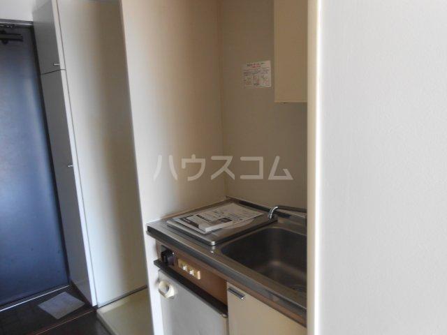 RX戸塚 405号室のキッチン