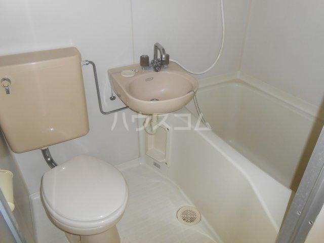 RX戸塚 405号室の風呂