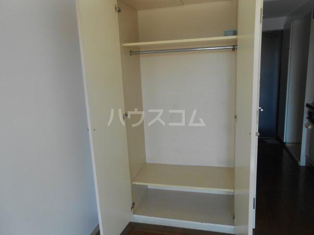 RX戸塚 405号室の収納